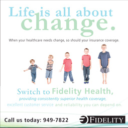 Switch to Fidelity Health