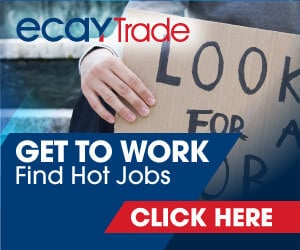 EcayTrade - Sponsored Ad - Get to Work