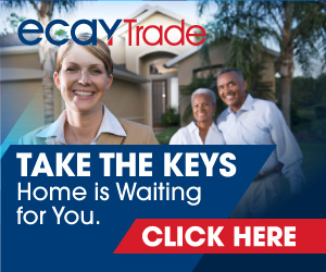 EcayTrade - Sponsored Ad - Take the Keys