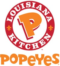 Popeye's Sunday Daily Meal Deals