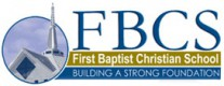 First Baptist Christian School & Wee Care Logo