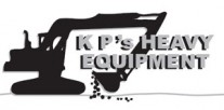 KP's Heavy Equipment Ltd. Logo