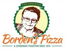 Borden's Pizza Logo