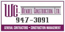 Wendel Construction Ltd. (WCL) Logo