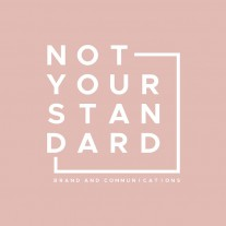 Not Your Standard Logo