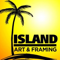 Island Art & Framing Ltd Logo