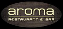 Aroma Restaurant & Bar Logo