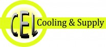 CEL Cooling & Supply Logo
