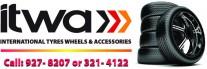 International Tyres, Wheels & Accessories (ITWA) Logo