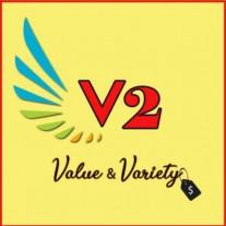 V2 Value & Variety Ltd. Logo