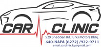 Car Clinic Logo