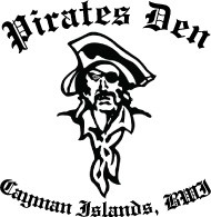 Pirate's Den Pub (PD's) Logo