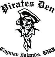 Pirate's Den Pub (PD's) Logo