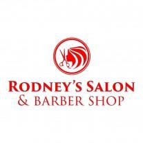 Rodney's Salon and Barber Logo