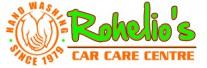 Rohelio's Car Care Centre Logo