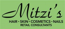 Mitzi's Hair - Skin - Cosmetics - Nails - Retail Consultants Logo
