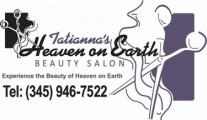 Tatianna's Beauty Salon Logo
