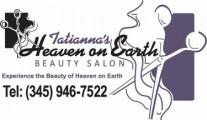 Tatianna's Beauty Salon Logo