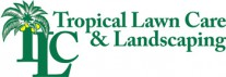 Tropical Lawn Care & Landscaping Logo