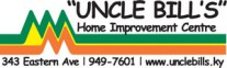 Uncle Bill's Home Improvement Centre Logo