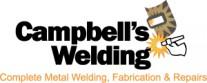 Campbell's Welding Logo