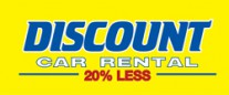 Discount Car Rentals Logo