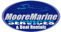 Moore Marine Services & Boat Rentals Logo