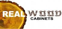 Real Wood Cabinets Logo
