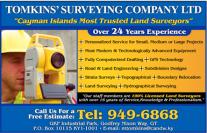 Tomkins Surveying Company Ltd Logo