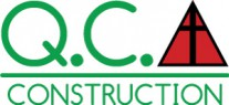 QC Construction -- A Division of Quality Commodities Logo
