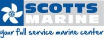 Scotts Marine Logo