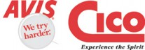 Avis Cico Rent A Car Logo