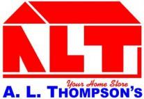 A. L. Thompson's, Savannah Logo