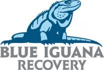Blue Iguana Recovery Programme Logo