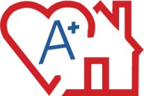 A+ Child & Home Care Agency Logo