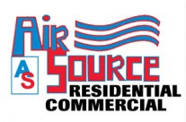 Air Source Air Conditioning Logo
