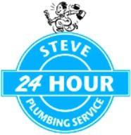 Steve's 24 Hour Plumbing Logo