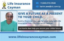 Life Insurance Cayman (Mortgage) Logo