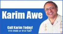Life Insurance Cayman - Karim Awe Logo
