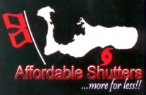 Affordable Shutters Logo