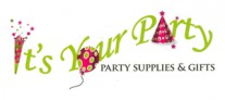 It's Your Party Logo