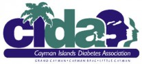 Cayman Islands Diabetes Association Logo