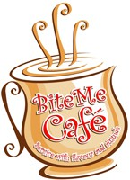 Bite Me Cafe Logo
