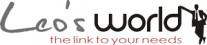 Leo's World Logo