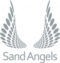 Sand Angels Logo