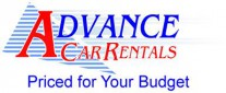 Advance Car Rentals Logo