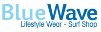 Blue Wave LifeStyle Wear - Surf Shop Logo