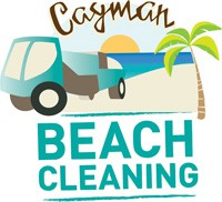 Cayman Beach Cleaning Logo