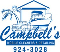 Campbells Mobile Cleaners Logo