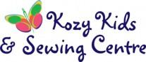 Kozy Kids & Sewing Centre Logo